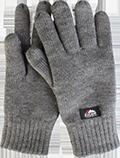 Eiger knitted gloves kado bij Wesdijk Hengelsport
