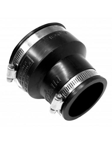 rubber verloopsok 110x75mm