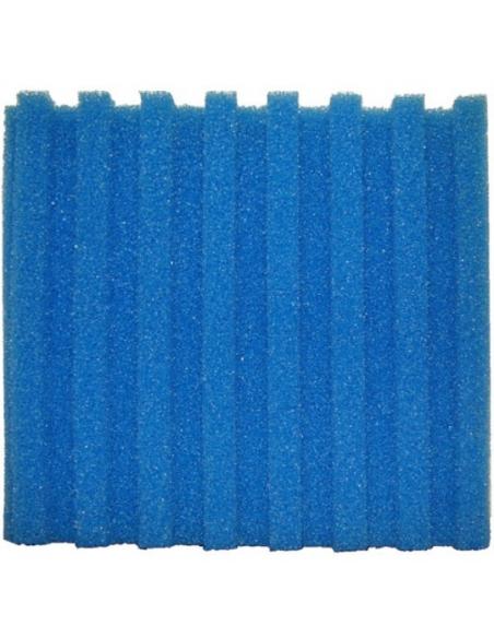 Filterschuim 50x50x7 cm grof/Profiel