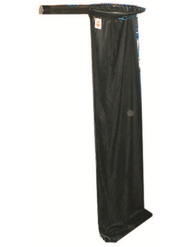 Koisok Ø25cm aluminium handvat - L115cm