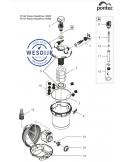 Uv PL- Vervanglamp 9 watt (16.5cm)