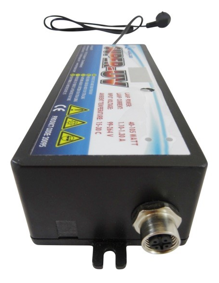 Dompel UVC trafo 3-pin 40/55/75/105w