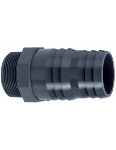"PVC slangtule bu.dr. 50mm/1 1/2"""