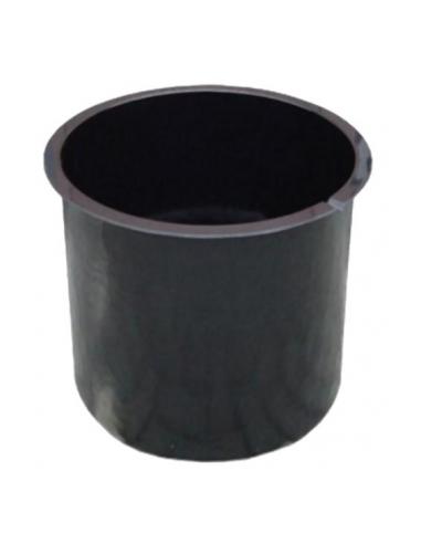 Poly vijverbak Ø160xH92cm (1500 ltr)