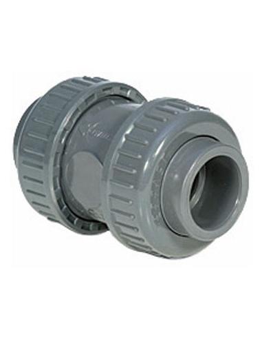 PVC terugslagklep 110 mm