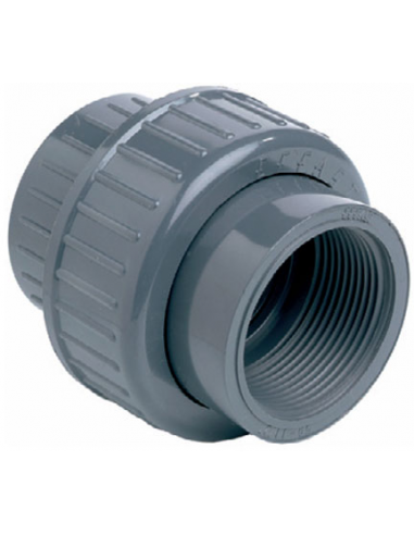 "PVC koppeling draad 75 mm x 2 1/2"""