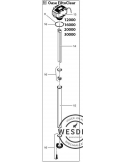UVC unit FiltoClear 30000 compleet met kwartsglas
