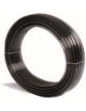 slang zwart 9 mm