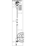 Kwartsbuis FiltoClear16000/Vitronic