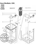 Lamelle Cartridge Filtomatic CWS 14000 / 25000