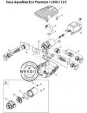 Klem Aquamax motor