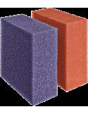 Oase vervangmousse rood/paars doos à 2 stuks BioTec Screenmatic 40 & 90000