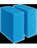 Oase vervangmousses blauw doos à 2 stuks BioTec Screenmatic 40 & 90000