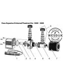 Vervangrotor cpl. EC-mini 4000