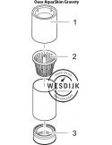 Reduceerstuk DN 160 / 110 mm