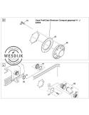 Set toebehoren drum filter pump-fed II