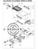 Verdeler BioTec Screenmatic 40000 - 90000
