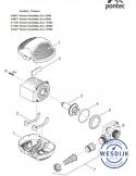 Vervang filterbehuiz.PondoMax 5000-17000