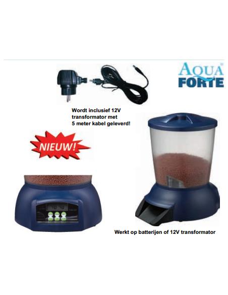 Aquaforte Fishfeeder