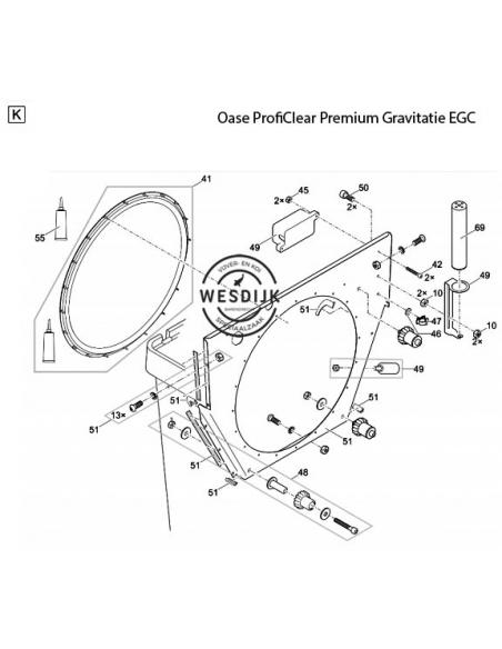 Turmsilon tube 10 ml