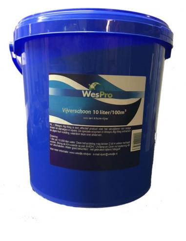 Wespro Vijverschoon 10.000 ml