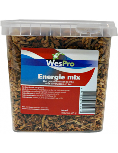 WesPro Energie Mix 1,2 ltr