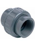 "PVC koppeling draad 63 mm x 2"""