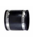 rubber sok 110 mm (klembereik 100-110mm)