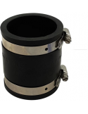 rubber sok 63 mm (klembereik 57-63mm)