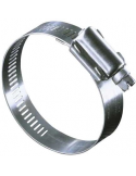 slangklem RVS 25/32mm (25-35mm)