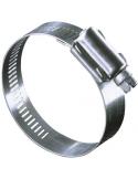 slangklem RVS 16/20mm (18-25mm)