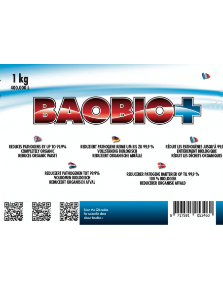 BaoBio+ 1 kg