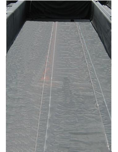 Wespro 3D-vijverfolie 600x300x200cm