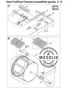 ProfiClear Premium vervangzeef 150 µm