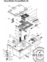 Afdichtklep BioTec 36 NBR 128x47 SH40