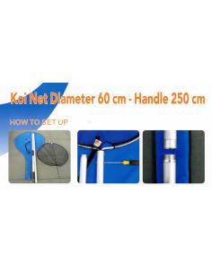 Koinet Ø 60 cm + steel 250 cm