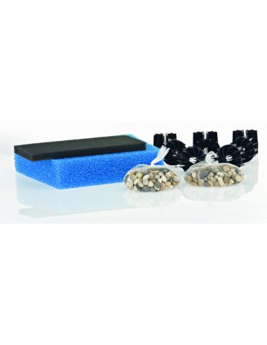 Vervangfilter set Filtrall UVC 2500 & 3000 en Potec PondoRell 3000