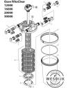 O-Ring NBR 330 x 8 SH35