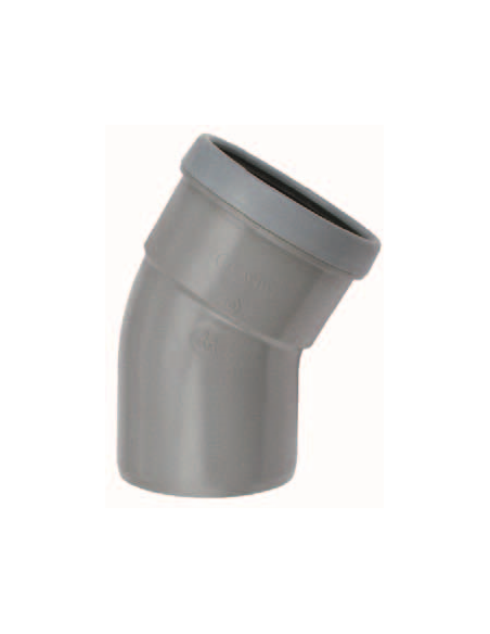 Manchet bocht/spie 15º - 110 mm