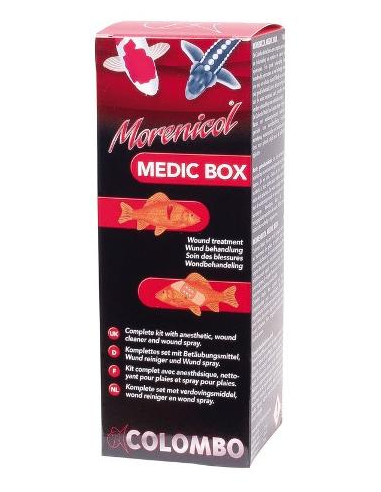 Colombo Morenicol Medic Box