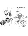 Accessoire Kit AquaMax Dry