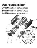 Rotor cpl. AquaMax Expert 20000