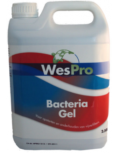 WesPro Bacteria-Gel 2500 ml